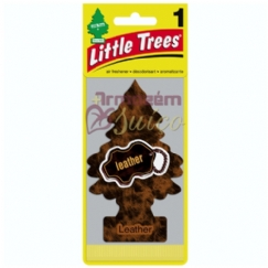 Foto Aromatizante Little Trees Original - Leather - Und.