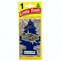 Foto Aromatizante Little Trees Original - New Car Scent - Und.